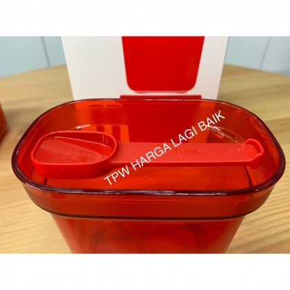 Tupperware Clear Saver Set / Umami / Spices Storage/ Bekas Rempah , Garam , colour chilli (2pcs)